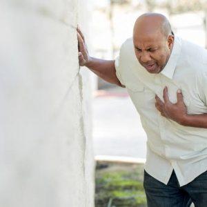 A man suffering from heart attack www.businesstoday.co.ke
