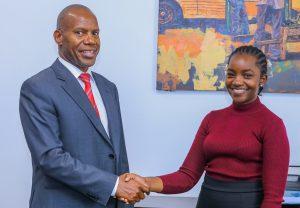 Annual Sanlam Summer School for Financial Journalism betty Njeru of Standard www.businesstoday.co.ke