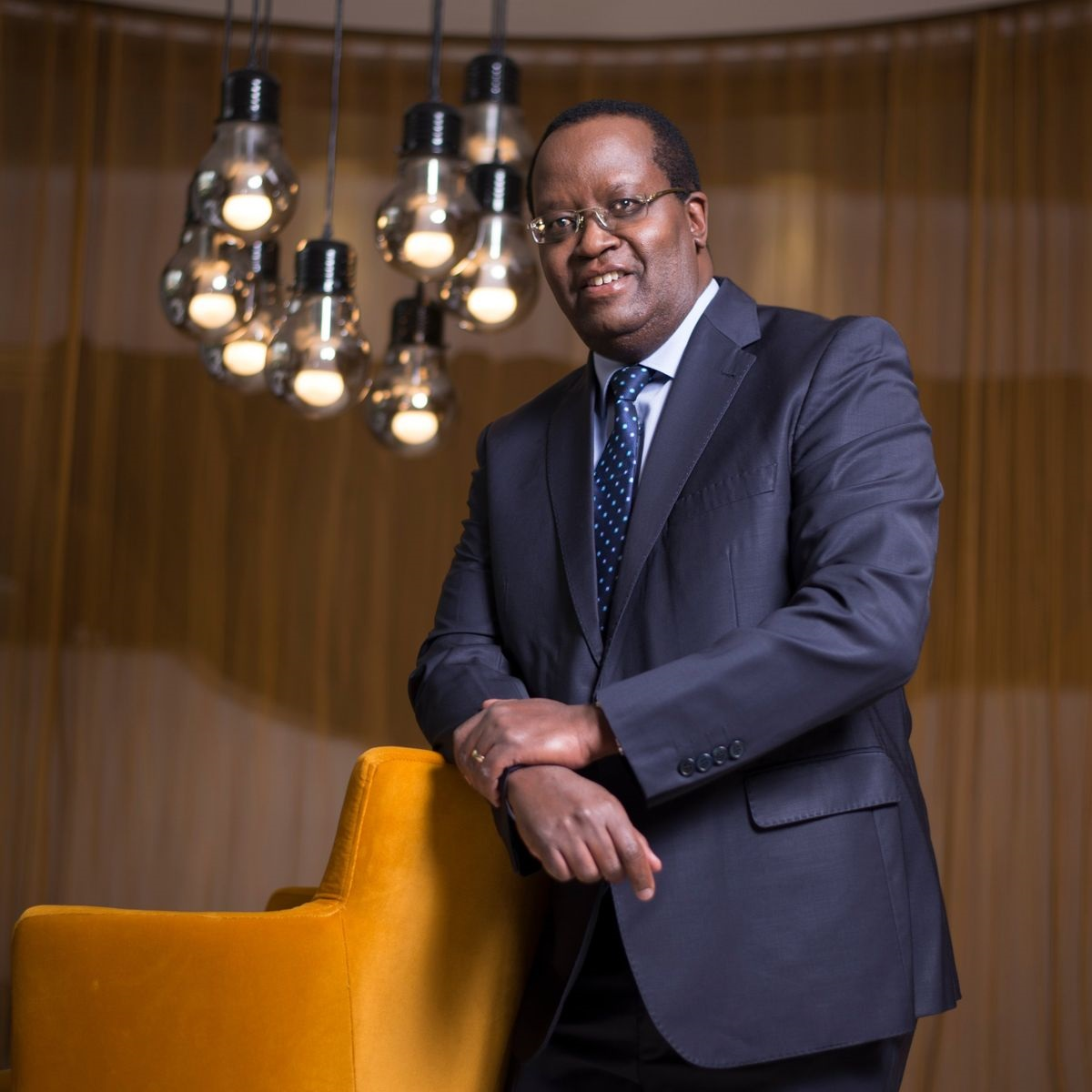 Bernard Ngugi the New Kenya Power MD www.businesstoday.co.ke