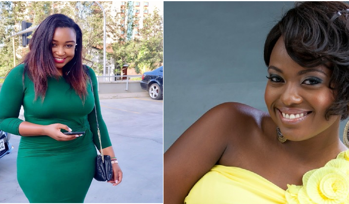 Betty Kyalo in Trouble and so is Anne Kiguta www.businesstoday.co.ke