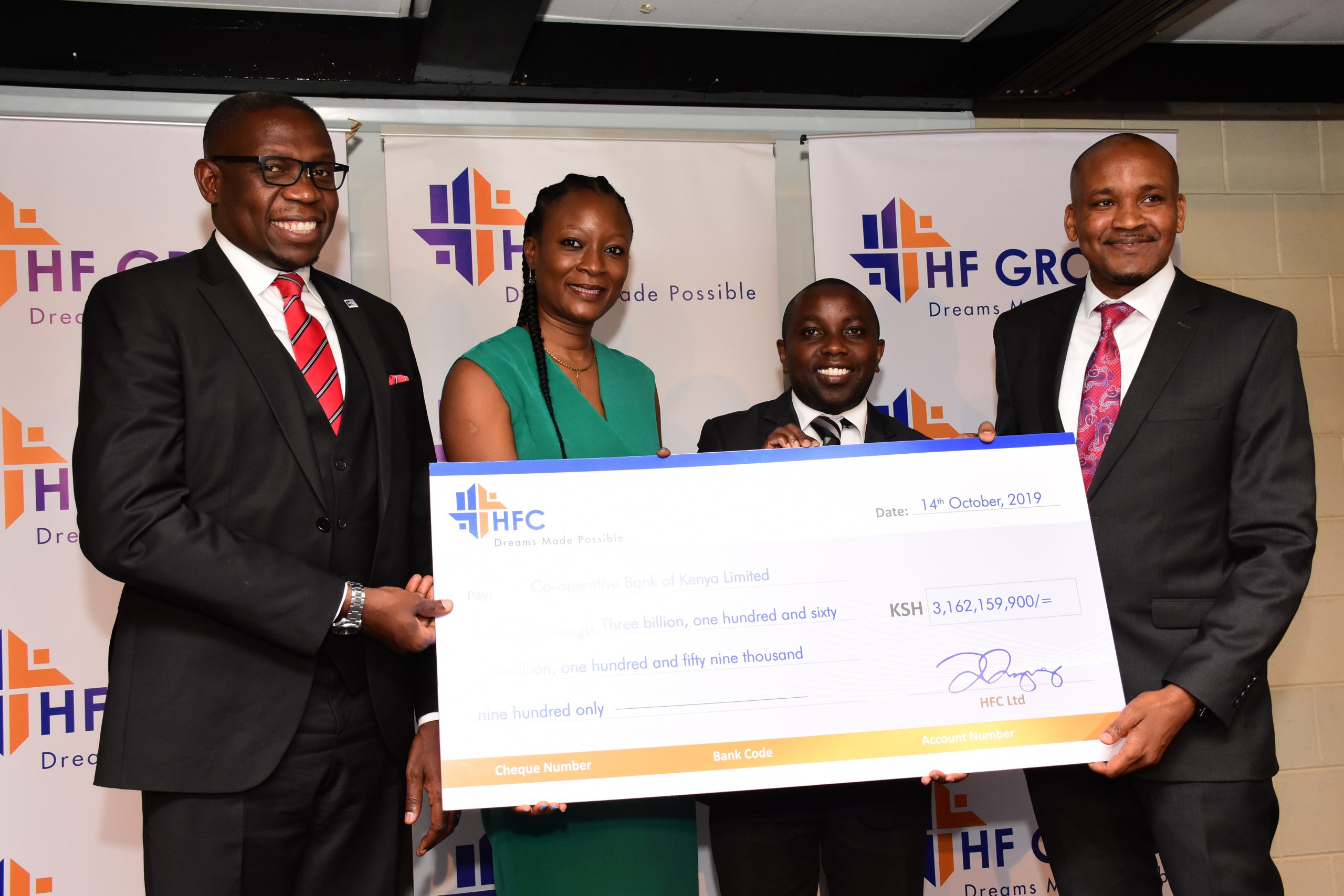 HF Group announced the full redemption of Tranche II of the Ksh 3 billion corporate bond under the Medium Term Note. www.businesstoday.co.ke
