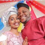Felix 'Jalago' Odwuor tied the knot with his longtime girslfriend Amina Chao. www.businesstoday.co.ke