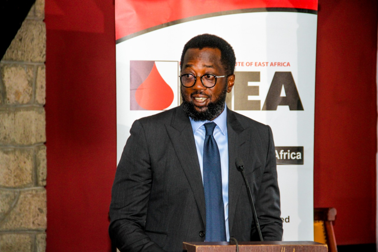 PIEA Chairman Olagoke Aluko. PIEA says that it will boycott retailers who continue to resell their cylinders with other brands' gas. www.businesstoday.co.ke