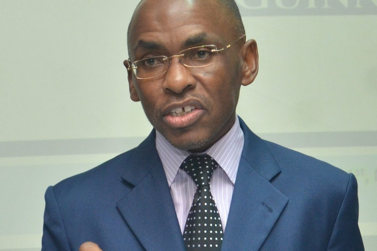 Peter Ndegwa. He is the new Safaricom CEO having been appointed by the company's board. www.businesstoday.co.ke