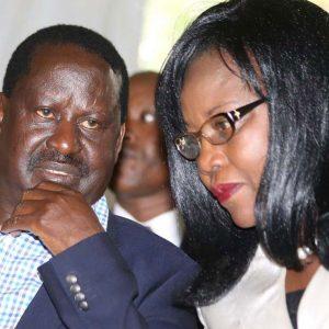 Raila Odinga family war www.businesstoday.co.ke