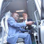Renault trucks assembly plant in Kenya www.businesstoday.co.ke