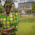 The Late Nobel Laureate Wangari Maathai. She fought Retired President Daniel Moi's plans to erect a building at Uhuru Park and now the government has shelved plans to have a road constructed through the park. www.businesstoday.co.ke