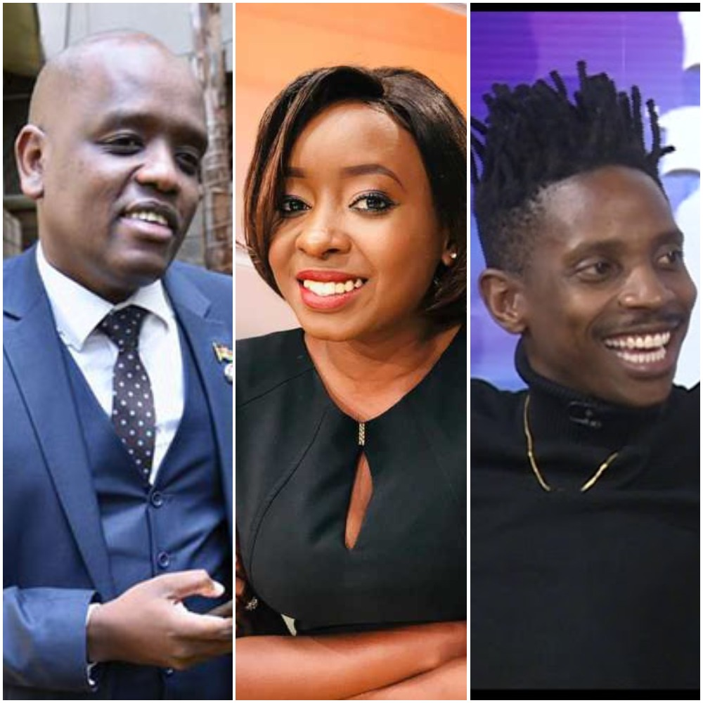 Jackie Maribe has been confusing netizens who are interested in knowing who she really dates. www.businesstoday.co.ke