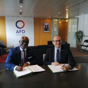 AFD and AGF sign deal www.businesstoday.co.ke