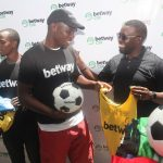 Betway Country Manager, Leon Kiptum www.businesstoday.co.ke