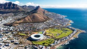 A section of Cape Town in South Africa. The country is piloting e-visas for Kenyans. www.businesstoday.co.ke