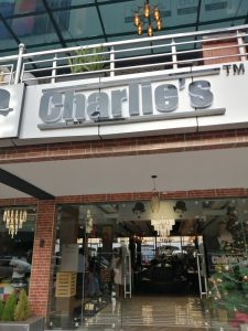 Charlie's Bistro outlet on Wabera Street. The restaurant is reportedly worth more than Sh 200 million. www.businesstoday.co.ke