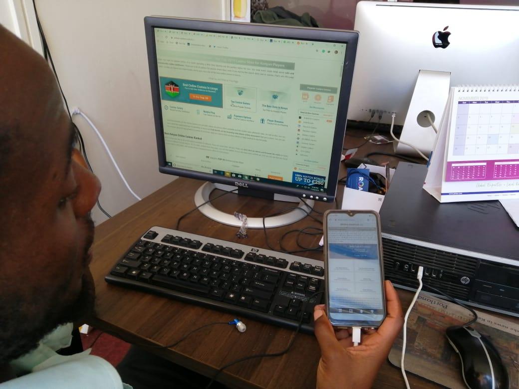Current state of online gambling in Kenya www.businesstoday.co.ke