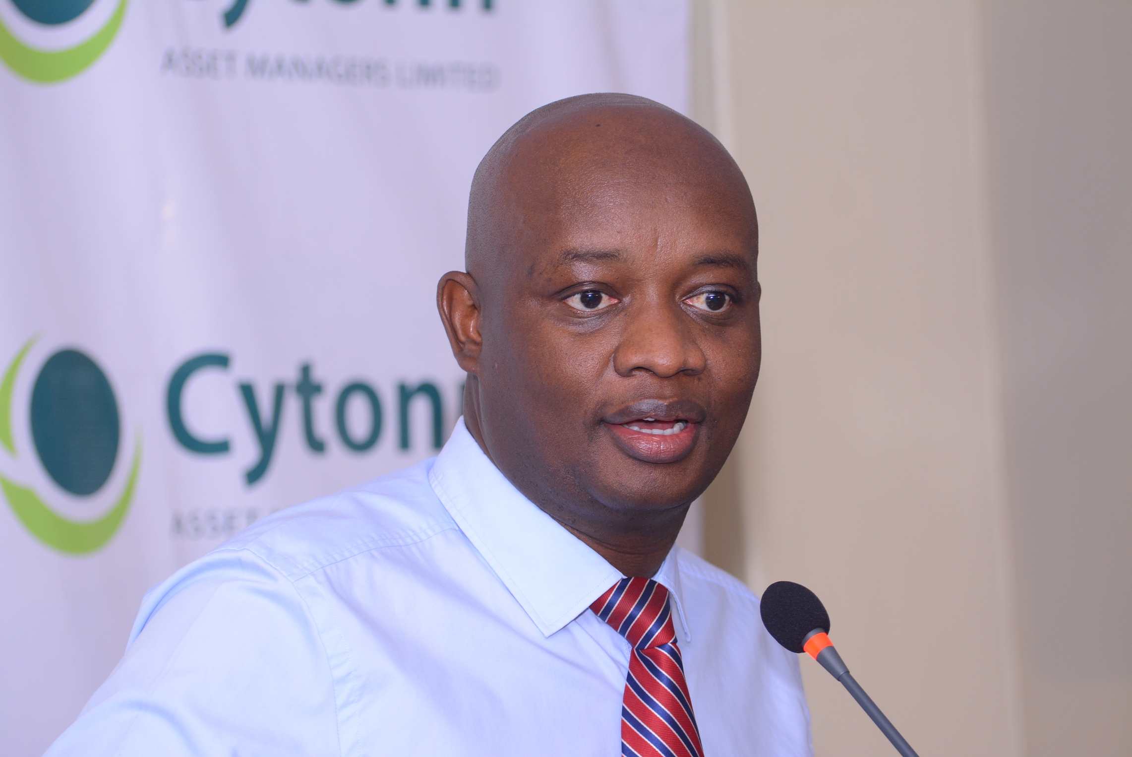 Cytonn Chief Executive Officer Edwin H Dande. www.buisnesstoday.co.ke