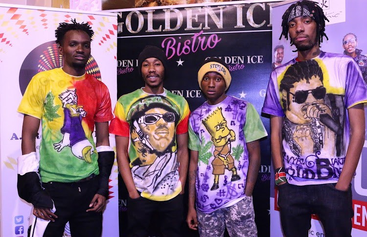 Ethic Entertainment. There recnt song 'Tarimbo' was pulled down from Youtube because of the lyrics. www.businesstoday.co.ke