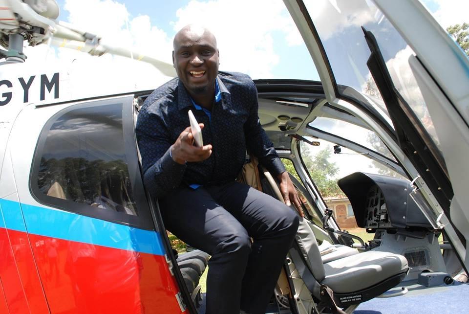 Geoffrey Mosoku suspended by Standard www.businesstoday.co.ke