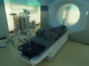 The Halcyon™ radiotherapy system at Nairobi West Hospital. www.businesstoday.co.ke
