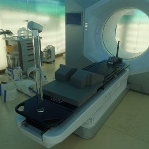 The Halcyon™ radiotherapy system at Nairobi West Hospital. www.businesstoday.co.ke