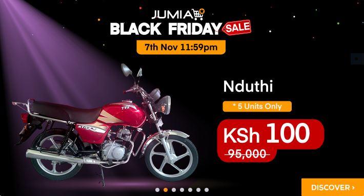 Jumia Black Friday deals 2019 www.businesstoday.co.ke