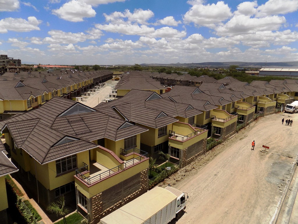 Safaricom Sacco plots and houses www.businesstoday.co.ke