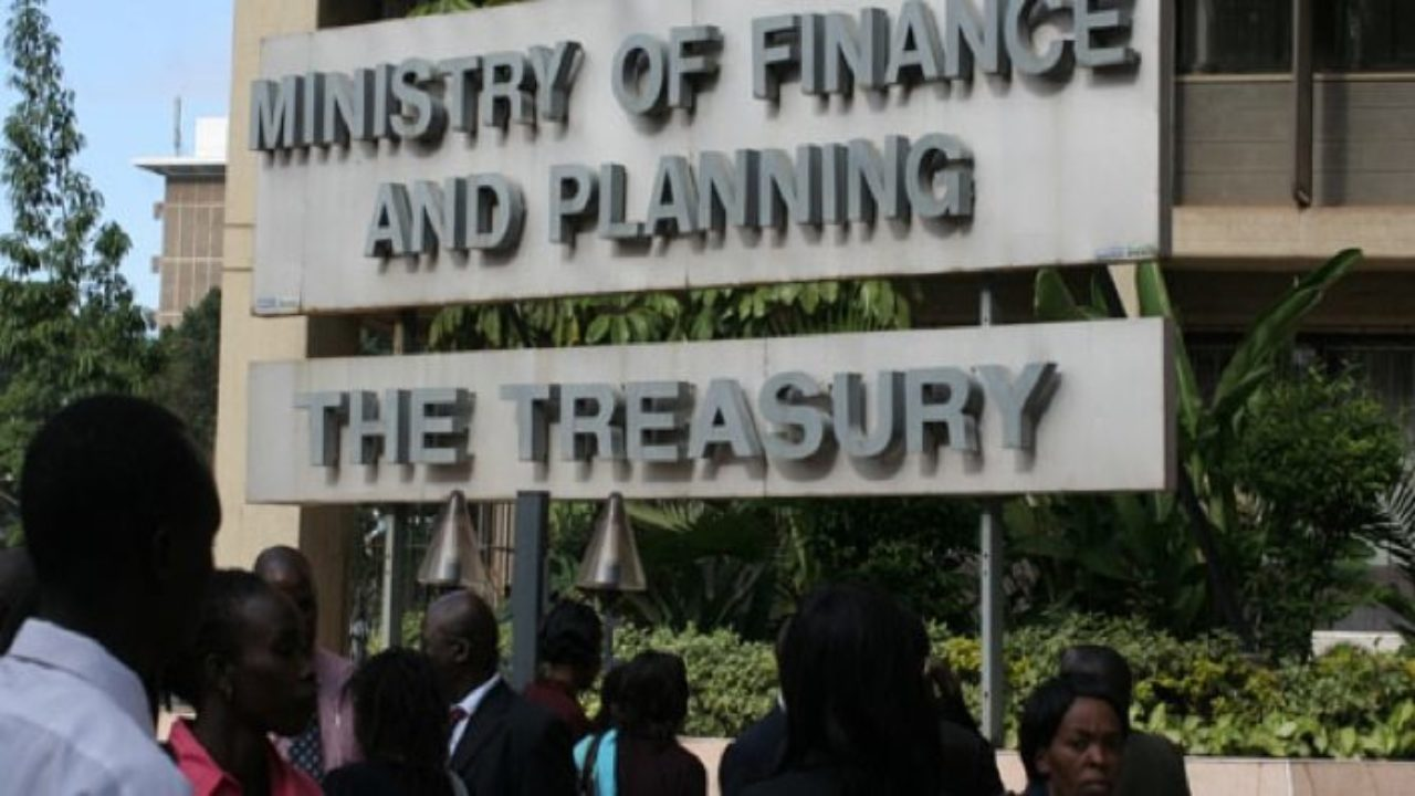 The Treasury. There are several scandals that have rocked Kenya from Jomo Kenyatta to his son Uhuru's governments. www.businesstoday.co.ke