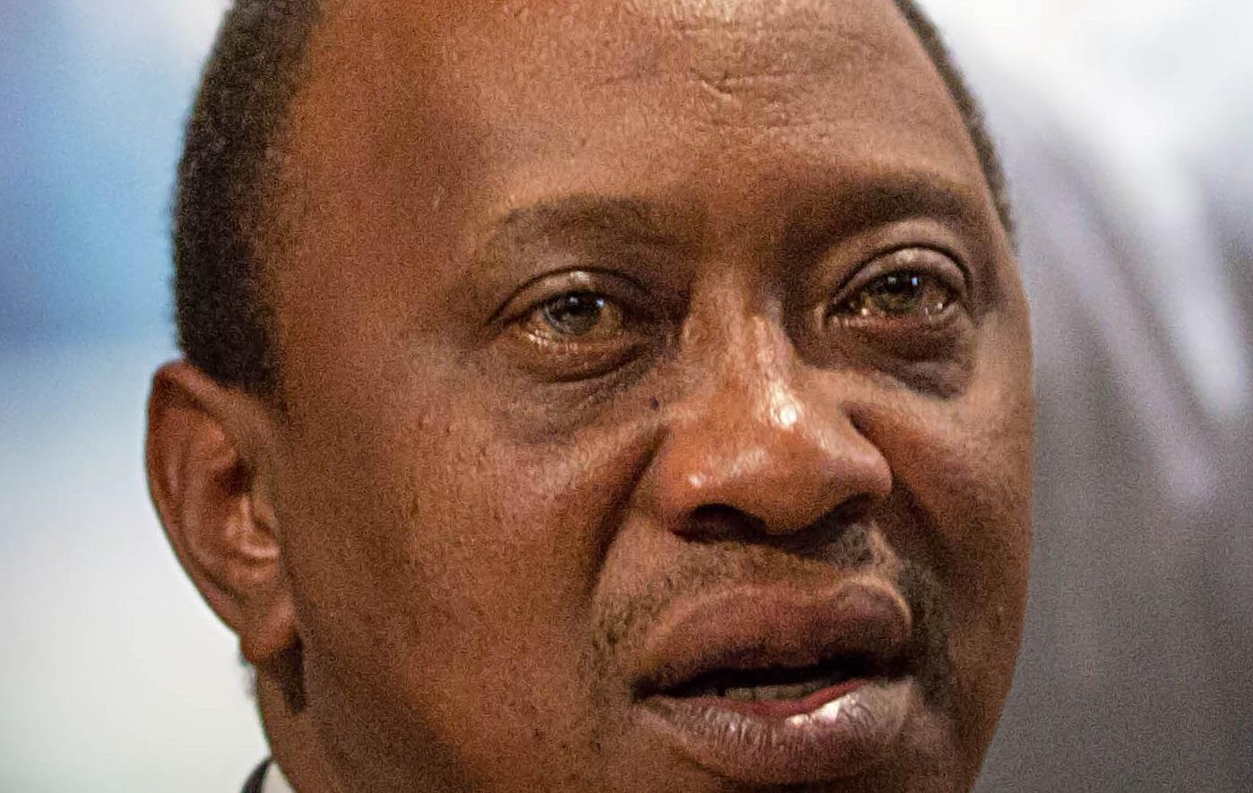 Uhuru Kenyatta and economy www.businesstoday.co.ke