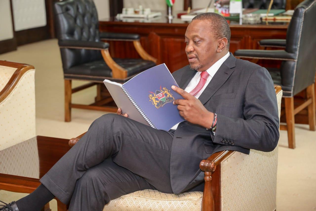 BBI report Uhuru reading www.businesstoday.co.ke