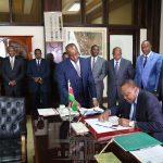 Uhuru signs into law interest capping www.businesstoday.co.ke