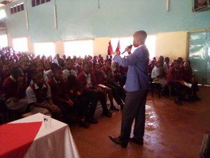 Sam Vidambu quit a well-paying job to start Ambigen Group limited. The company majors in social entrepreneurship. www.businesstoday.co.ke