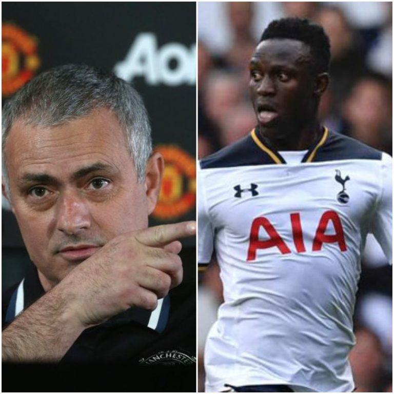 Wanyama has a chance for a fresh start under Jose Mourinho. www.businesstoday.co.ke