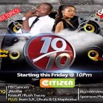 10 over 10's first poster announcing its debut on Citizen TV. www.businesstoday.co.ke