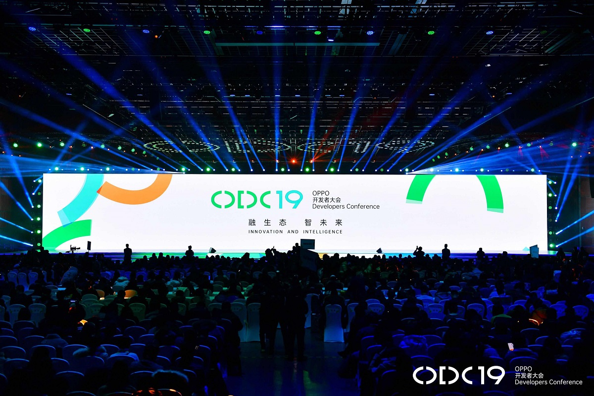 2019 OPPO Developers conference