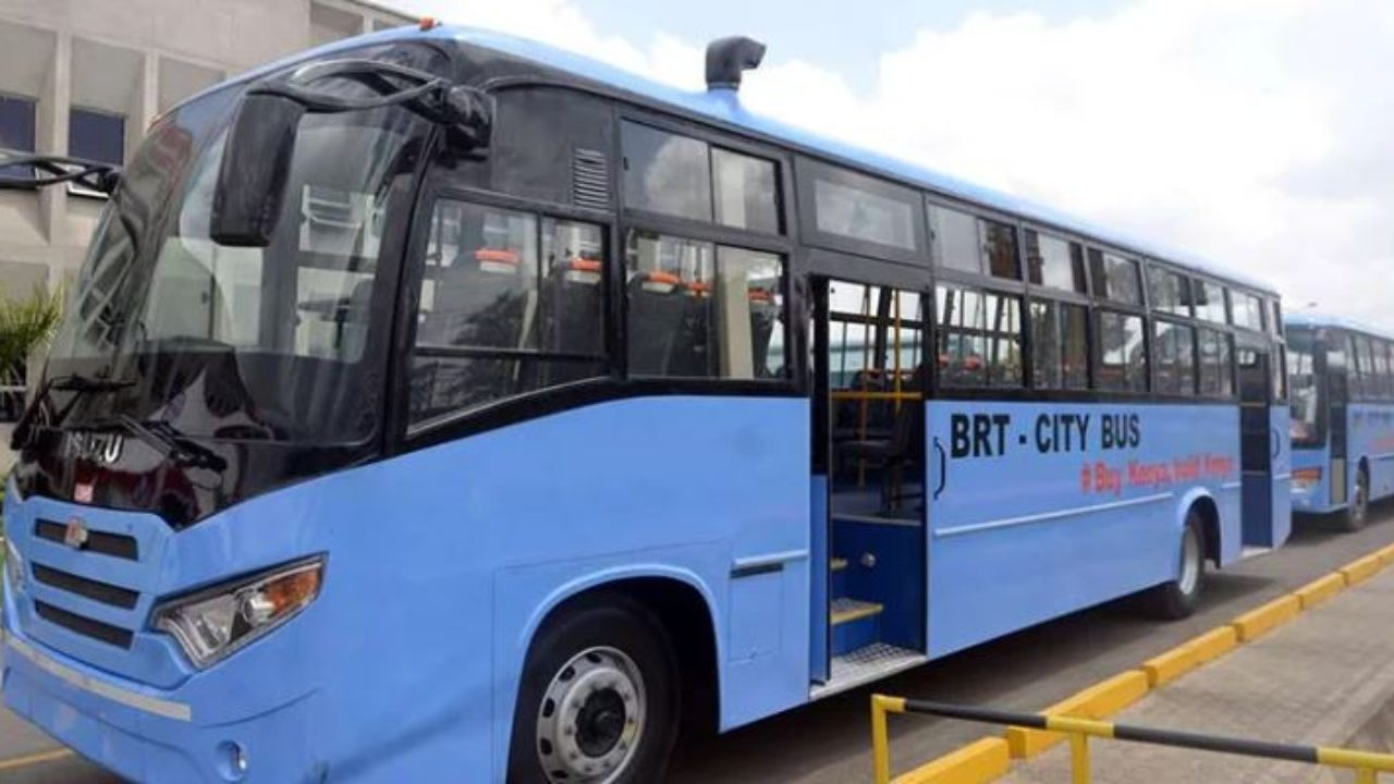 Bus Rapid Transist System in Kenya - paying parking in nairobi www.businesstoday.co.ke