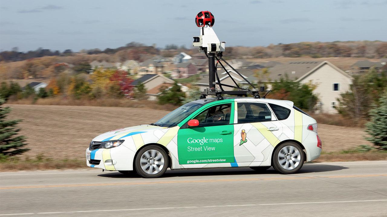 Google Street View in Kenya www.businesstoday.co.ke
