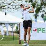 Esther Henseleit, winner Magical Kenya Ladies European Tour powered by Safaricom's M-PESA that ended today at Vipingo Ridge. www.businesstoday.co.ke