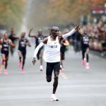 Eliud Kipchoge during the INEOS Sub-two-hour marathon challenge. The video was the most watched in Kenya this year. www.businesstoday.co.ke
