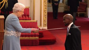 Queen Elizabeth knights sportsman Mo Farah. Questions abound over claims that Charles Njonjo was knighted. www.businesstoday.co.ke