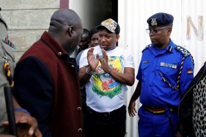 Mike Sonko's Arrest www.businesstoday.co.ke
