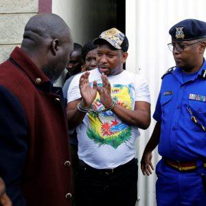 Mike Sonko's Arrest www.businesstoday.co.ke