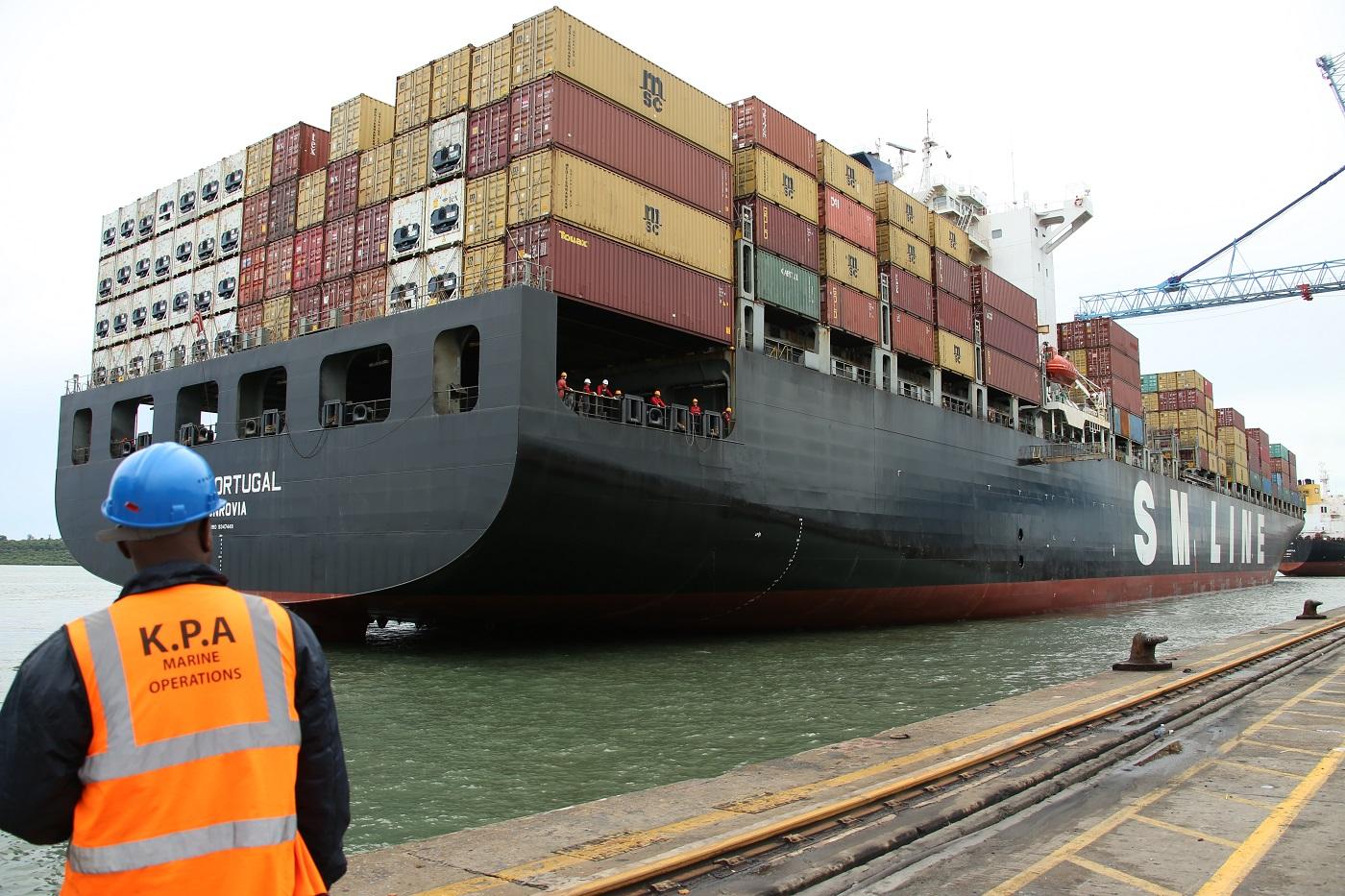 Mombasa Port Container Depot www.businesstoday.co.ke