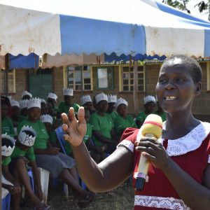 Sarah Kajira. She is a reformed circumciser turned saviour and advocate of anti-FGM in Tharaka Nithi. www.businesstoday.co.ke