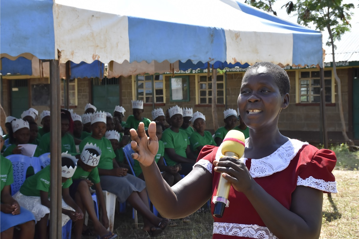 Sarah Kajira. She is a reformed circumciser turned saviour and advocate of anti-FGM in Tharaka Nithi. www.businesstoday.co.ke