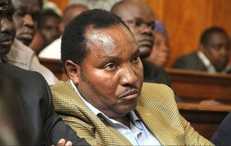 Kiambu governor Ferdinand Waititu impeached by MCAs. www.businesstoday.co.ke