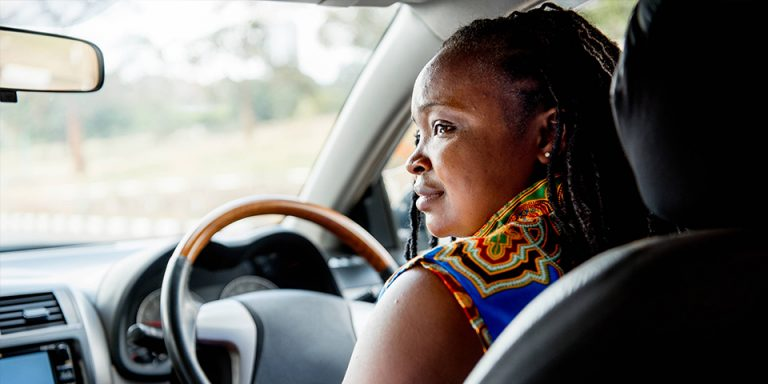 Women taxi drivers in Nairobi - Uber and Bolt www.businesstoday.co.ke