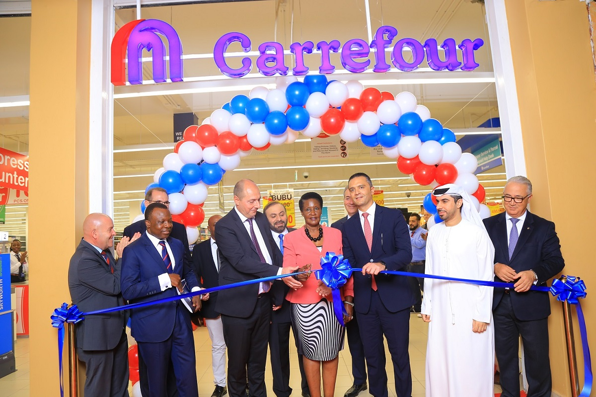 Carrefour enters Uganda www.businesstoday.co.ke