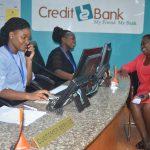Customer Service desk at Credit bank www.businesstoday.co.ke