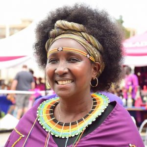 Gladys Shollei divorced Sam Shollei earlier in January. www.businesstoday.co.ke