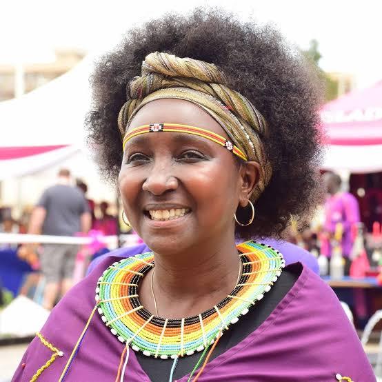 Gladys Shollei divorced Sam Shollei earlier in January. www.businesstoday.co.ke