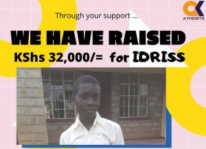 Idriss Saidi Lutta was set to join Maranda High School after getting 401 out of 500 marks in the 2019 Kenya Certificate of Primary Education (KCPE) exams. www.businesstoday.co.ke