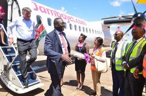 JamboJet fares in Kenya www.businesstoday.co.ke